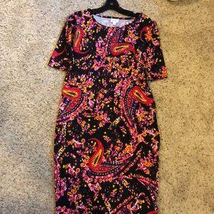 LLR Julia bright and fun L dress